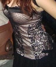 Otra idea para nochevieja, ¡¡el sexy corset!!