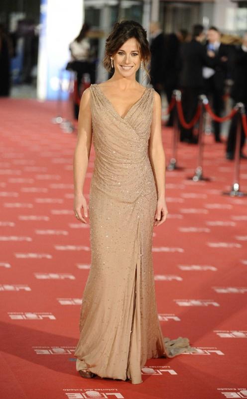 El estilo de los premios Goya 2012.