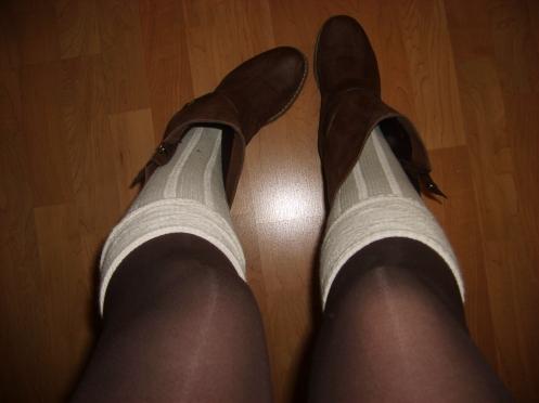 Medias y calcetines.