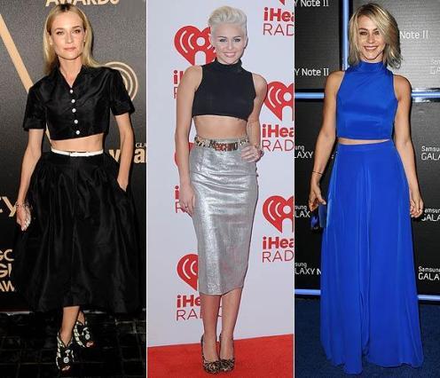 Diane Kruger, Miley Cirus