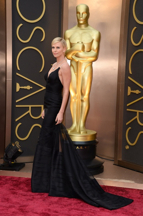 Charlize Theron Christian Dior