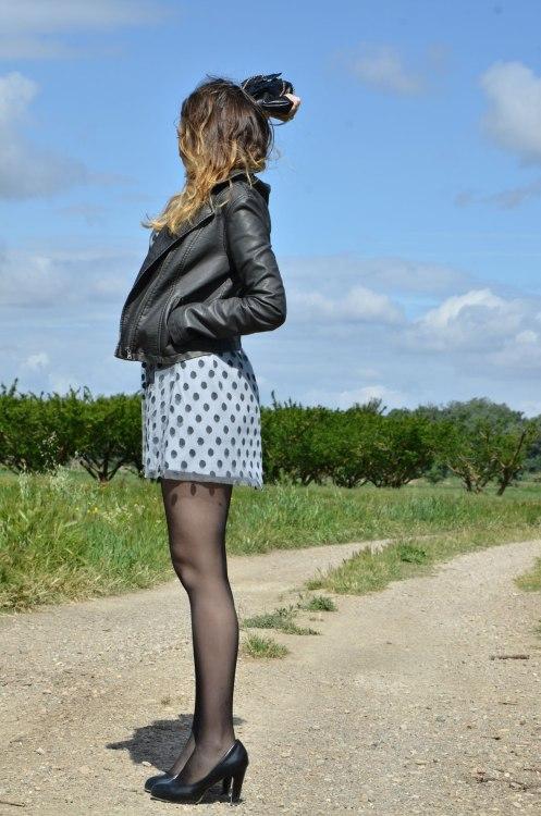 grey-polkadot-dress-13