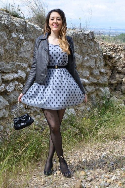 grey-polkadot-dress-4
