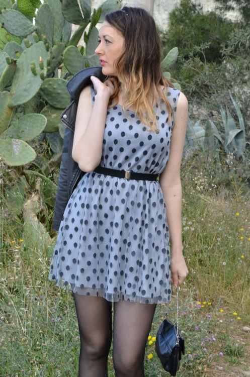 grey-polkadot-dress-7
