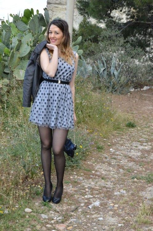 grey-polkadot-dress-8