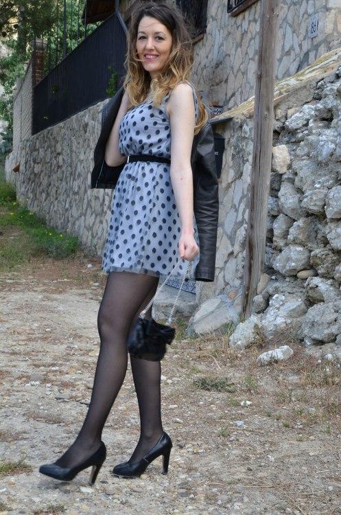 grey-polkadot-dress-9