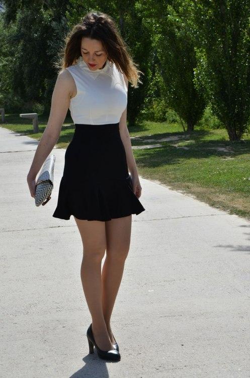 white-black-dress-7