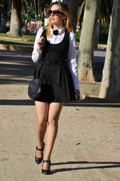 blackdress-whiteshirt-3