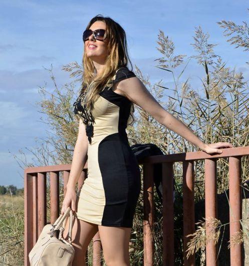 brown-black-dress-6