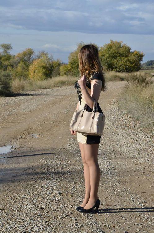 brown-black-dress-8