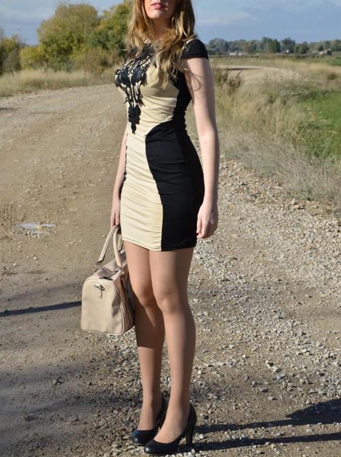 brown-black-dress-9