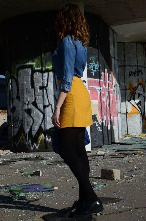 yellowskirt-1