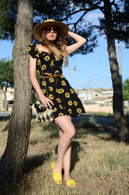 sunflowersdress-6